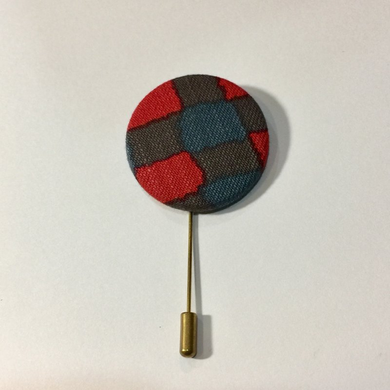 Sienna bag buckle pin