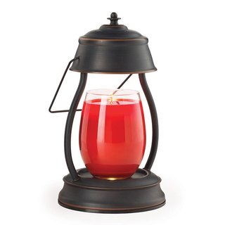 [VIVAWANG] retro lamp - fragrance candle warm (imitation brush brown)