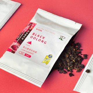 [Shu bubble with red package] Lishan honey red red oolong 10gx6 into the package