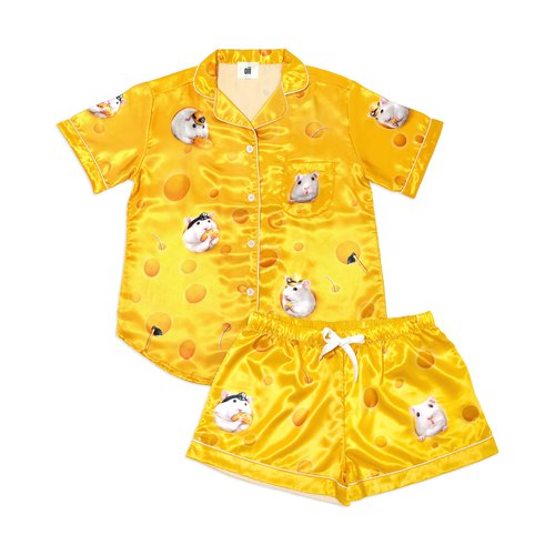 Cheese Pyjamas Set
