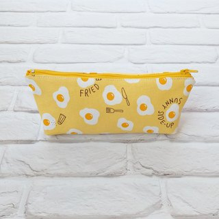 Pouch egg bag (medium) / storage bag pencil case cosmetic bag