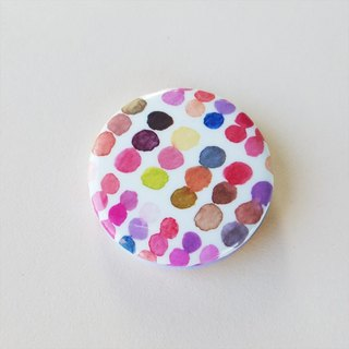badge brooch pins celebrate
