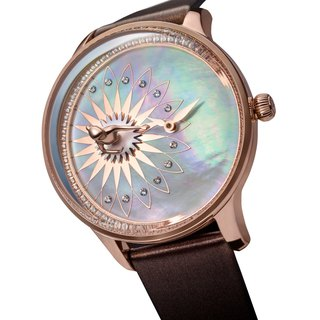 Fouetté Ballerina Watch 4 / 芭蕾舞者腕錶