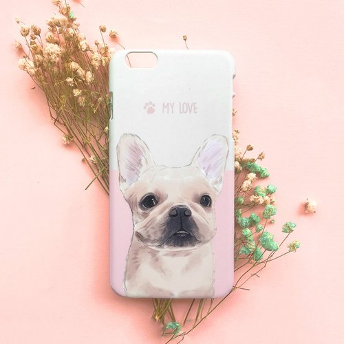 Fight Little Princess (iPhone.Samsung Samsung, HTC, Sony. Asus Case Cover)