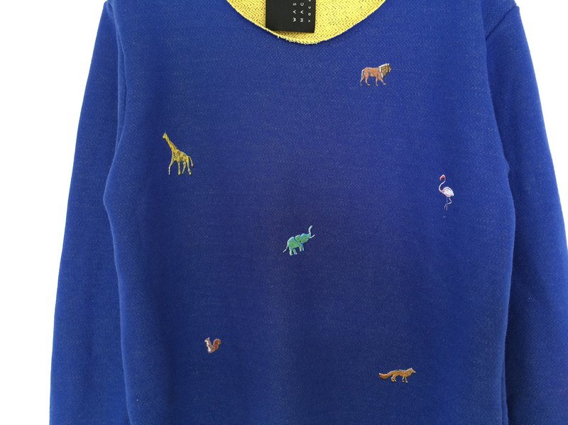Tiny animal wildlife - Sweater / Long Sleeve Shirt