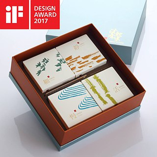 《Xi Jing Man Huo》tea gift box ● Renaissance of Taste
