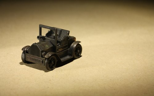 Old vintage pencil sharpeners from the Netherlands - Classic car styling
