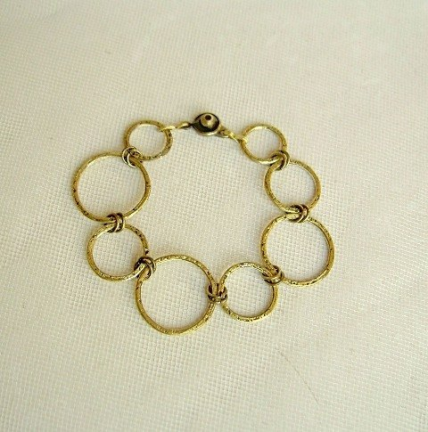 Antique / circle / bracelet 2