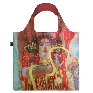 LOQI Shopping Bag - Museum Series (Klimt - Haijier GKHY)