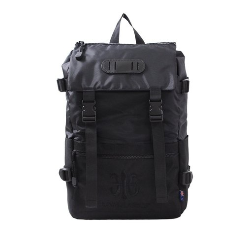 ROYAL ELASTICS - Light Featherweight Quantity Backpack - Black