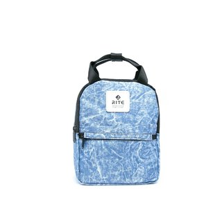 [RITE] Le Tour Series - Dual-use Mini Backpack - Snowflake Cowboy