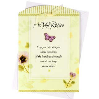 May the future guide you to achieve all your dreams [Hallmark - Cards retired]