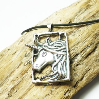 Dream unicorn. 925 sterling silver necklaces