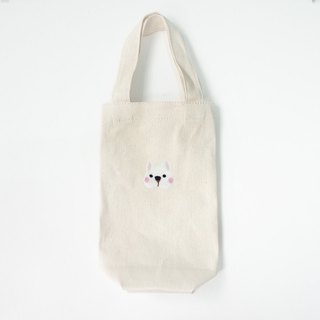[Q-cute] Kettle bag series - dog head / customized