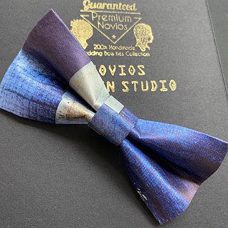 Style 0182  Marble Print Bowtie - Modern Boys Bowtie, Toddler Bowtie Toddler Bow tie, Groomsmen bow tie, Pre Tied and Adjustable Novioshk