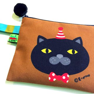 Handy bag double-sided design value-for-money offer 397 storage bag cosmetic bag gift cat frog