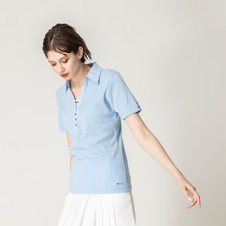 Fake two shirt collar POLO shirt