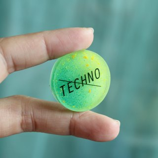 Resin Pin / TECHNO