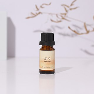 4th Floor Apartment - Natural Herbal Oil - Warm - Oriental Citrus