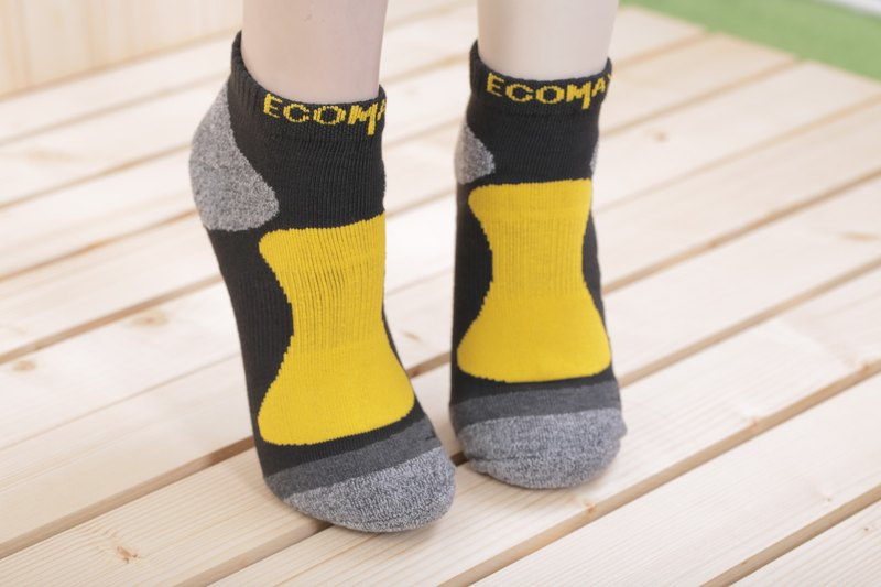 Patented Relief Casual Socks [Pottle Bottle Recycling Environmental Fiber Fabric] Decompression Sports Socks
