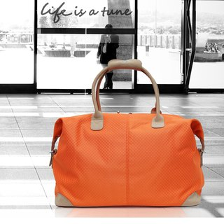 C major / DO light travel bag / orange