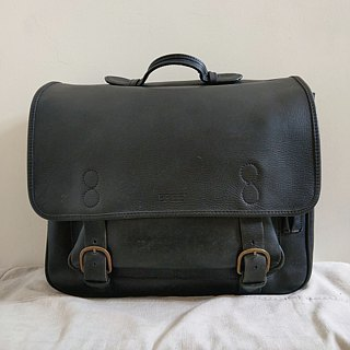 Leather bag_B055