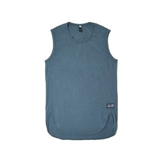 oqLiq - Arc Tank - Hydro Long Tank Top (Blue Ash)