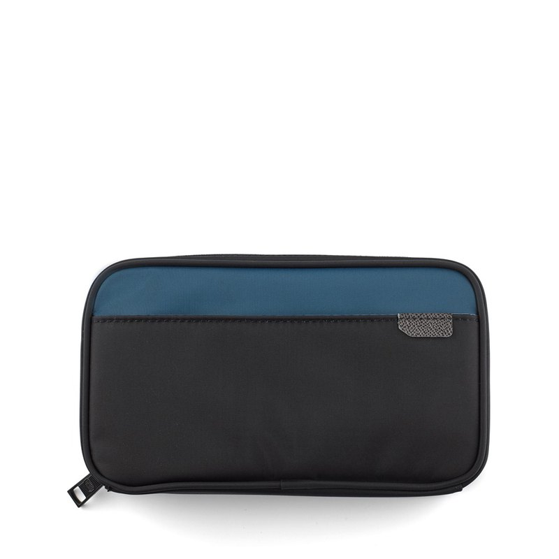 LUSTRE Wire Power Travel Storage Bag - Ink Black