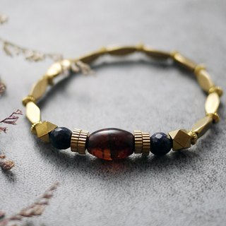 Natural Stone Band - Quadrant Survivors (Semi-precious Stones / Four Elements / Gifts / Accessories)