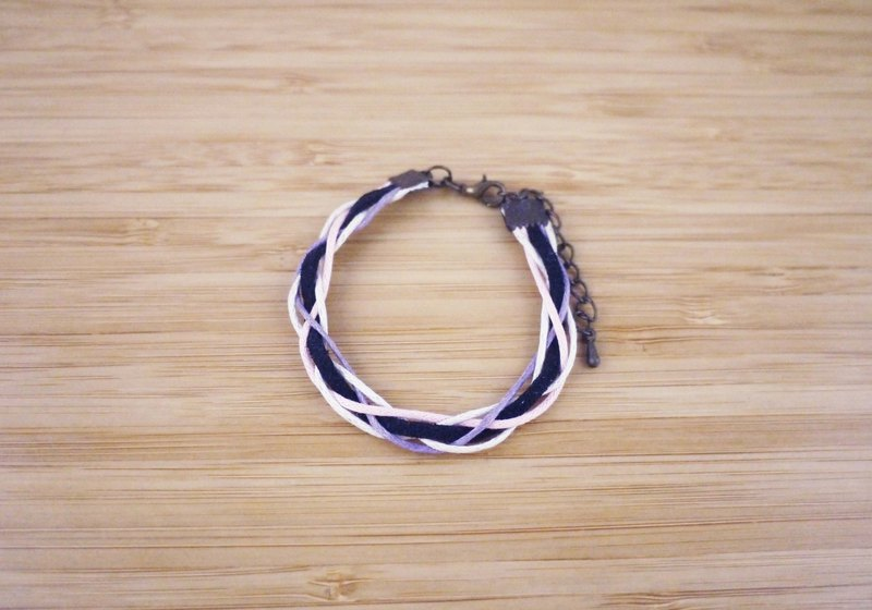 [A0018] composite wire braided bracelet
