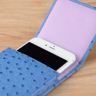 STORYLEATHER made (APPLE SAMSUNG HTC SONY LG) Style S1 straight hem leather