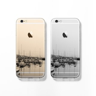 iPhone 6 case, Clear iPhone 6s case, Decouart original design C135