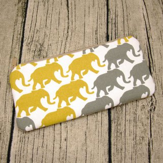 Large Zipper Pouch, Pencil Pouch, Gadget Bag, Cosmetic Bag (ZL-92)