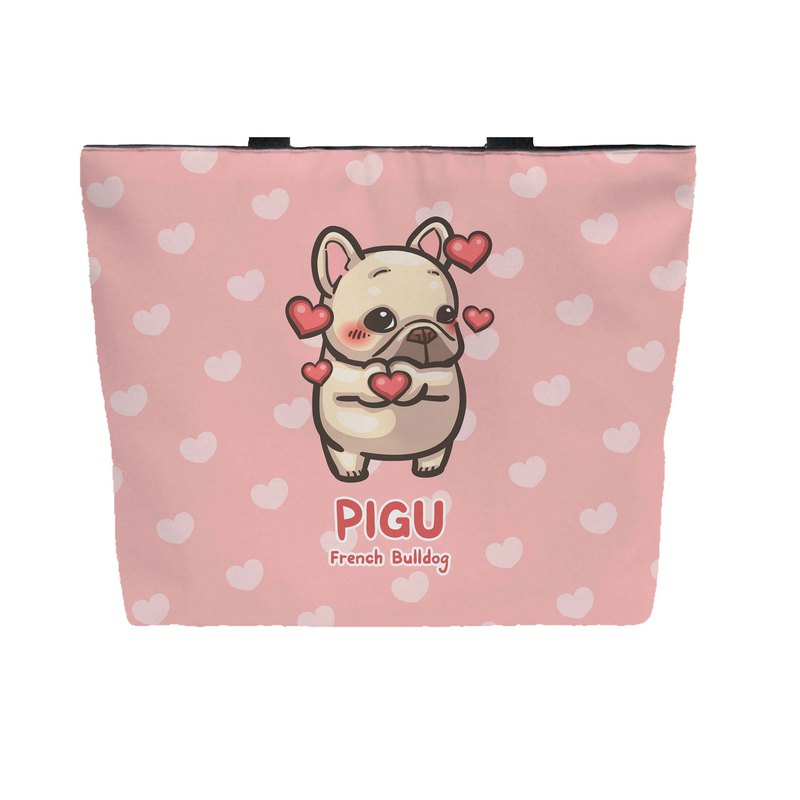 One God Doo Pi Gu ancient series Tote bag