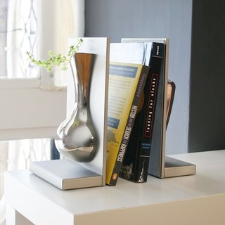 [4U4U] peace vase wall book block - Yuhu spring bottle VasesaV Bookend & Wall Decor
