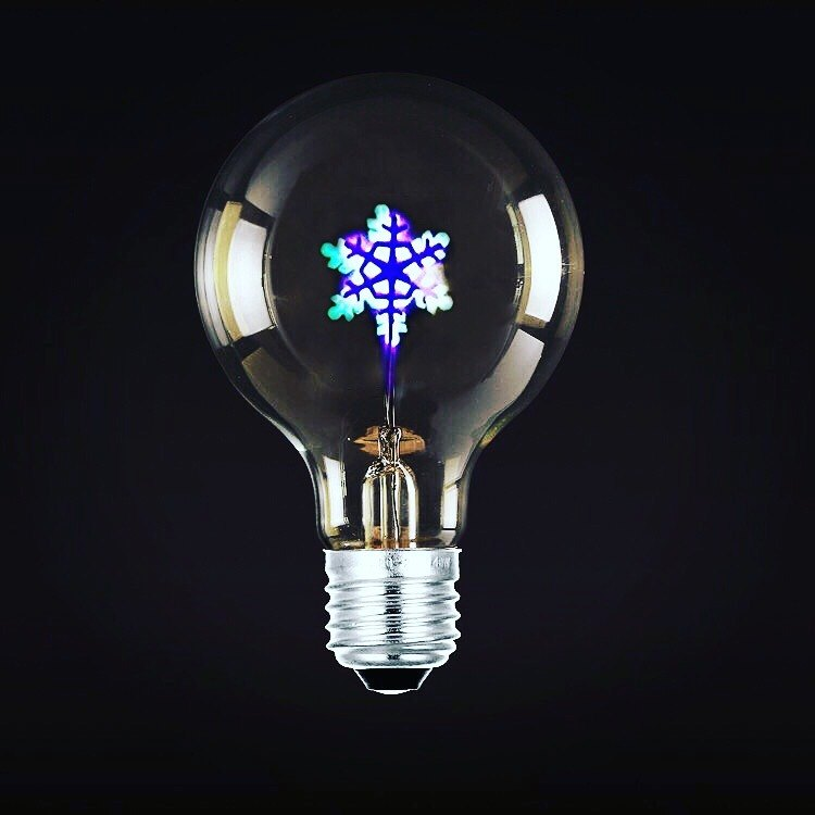 Decorative atmosphere‧Pattern bulb‧Snow bulb│Good Form‧Good shape