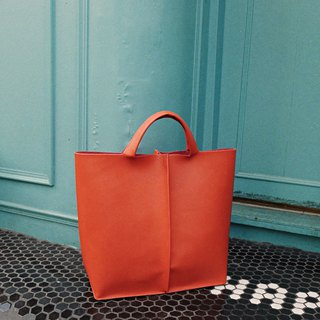 Signature tote - Orange