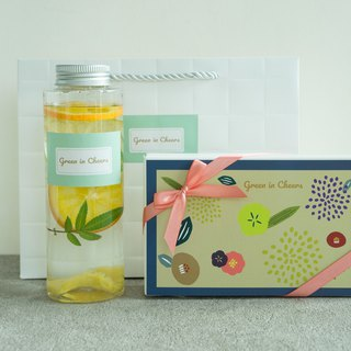 Exclusive for Pinkoi -  Inspiring Luxury Fruit Water Gift Pack x 8 Flavors