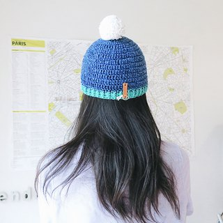 【Endorphin】 hand-knit hat