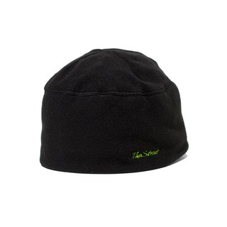 Polar Fleece Watch Cap # BLACK