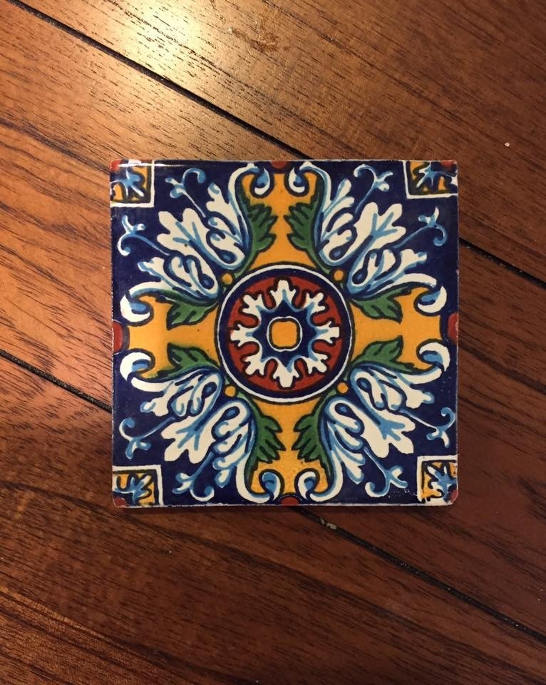 Additional replenishment! Spanish-style hand-painted tiles U subsection (a total of 25 models)