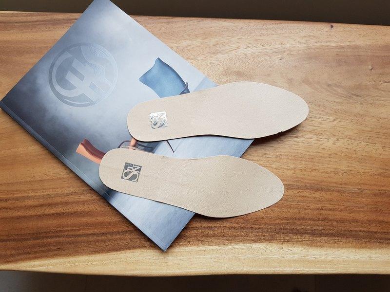 真皮吸汗防臭舒適軟鞋墊 吸濕 透氣 舒適 防臭