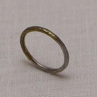 Fine shaded ring S