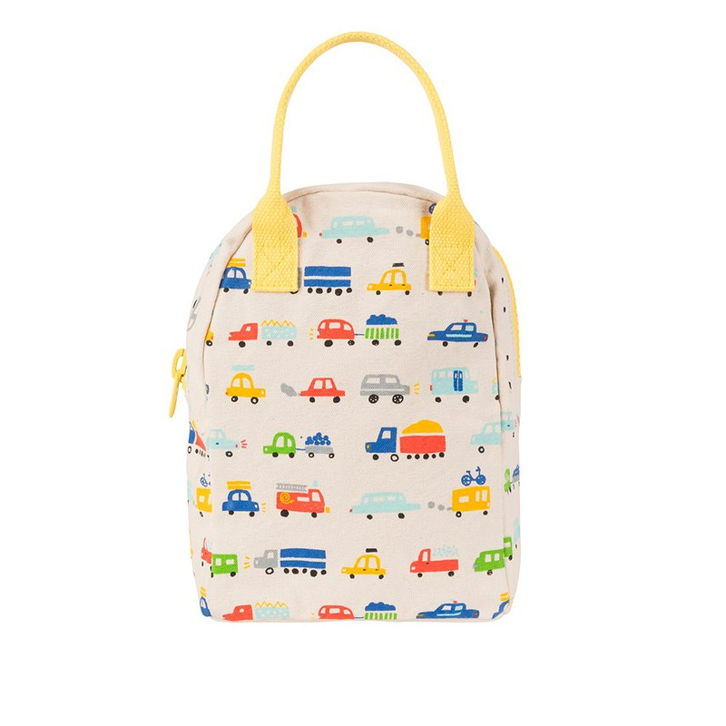 Canada fluf organic cotton [portable backpack]--baby car