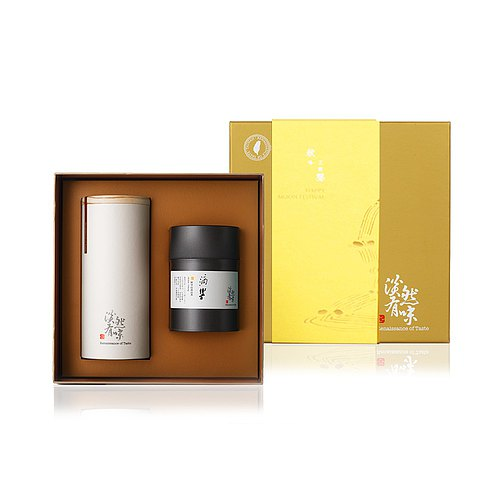 《Qing Lu》tea gift box ● Renaissance of Taste