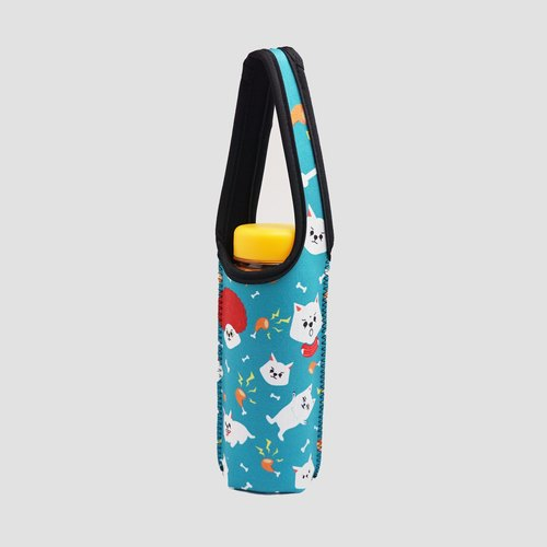 BLR put the thermos sets Zhi chicken dog water bottle pocket Wo Kobo TC63