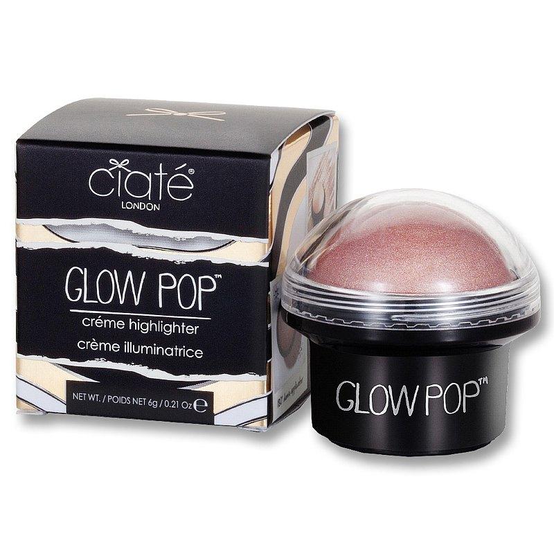 Ciaté 腮紅球∣Glow Pop 臉部立體打光修飾