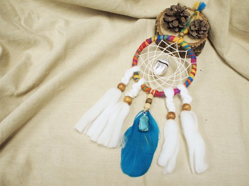 handmade Dreamcatcher ~ Valentine's Day gift birthday present Christmas gifts Indian.