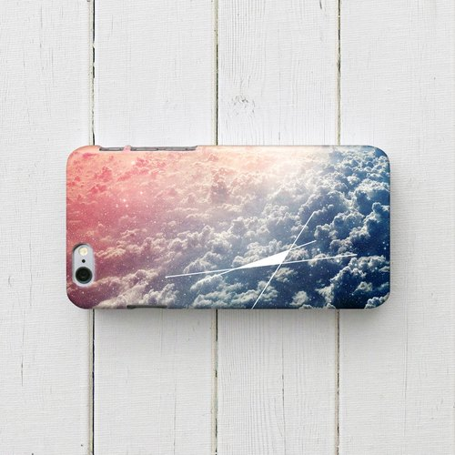 Galaxy- Designer iPhone Case. Pattern iPhone Case.