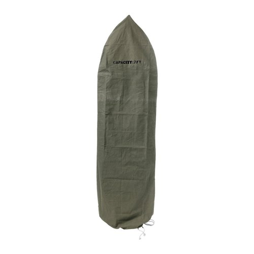 CANVAS SURFBOARD COVER Green Surfboard Canvas Bag - Army Green